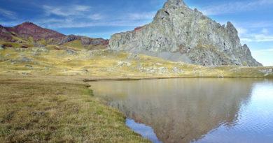 Vértice de Anayet, desde estación de esquí de Formigal