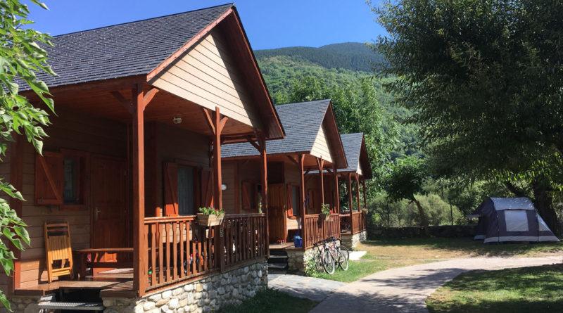 Camping Boneta en Barruera, Vall de Boí