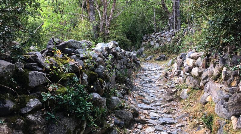 De Barruera a Erill la Vall por el camino de herradura